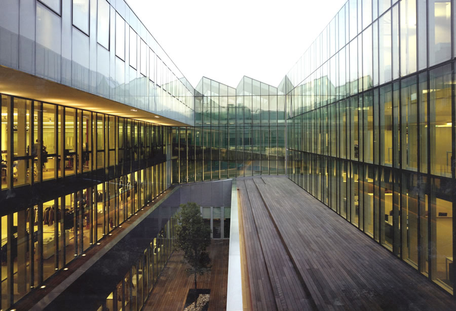 Beretta Associati Zegna Headquarters 1