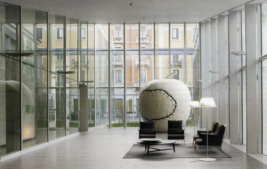 Beretta Associati Zegna Headquarters 4