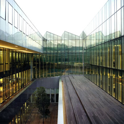 Beretta Associati Zegna Headquarters cover