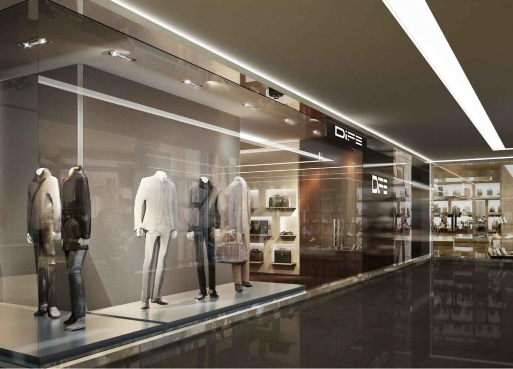 Beretta Associati Dife Mall 3