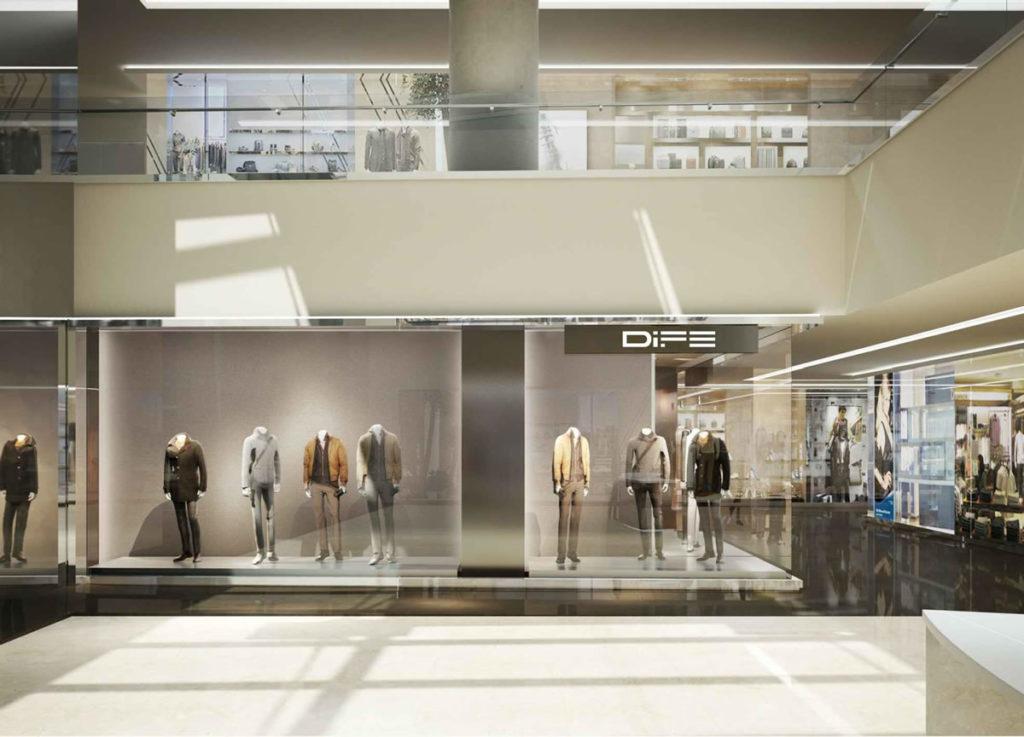 Beretta Associati Dife Mall 4