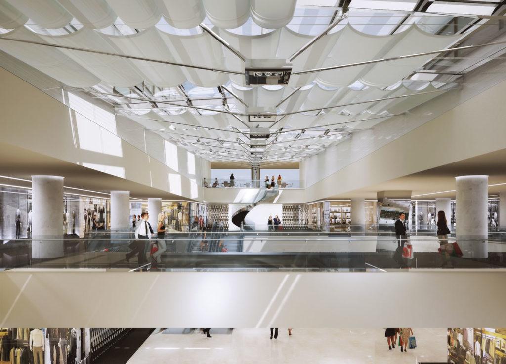 Beretta Associati Dife Mall 6