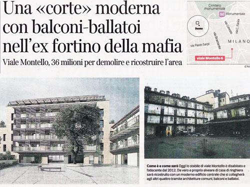 Beretta Associati stampa Montello cover