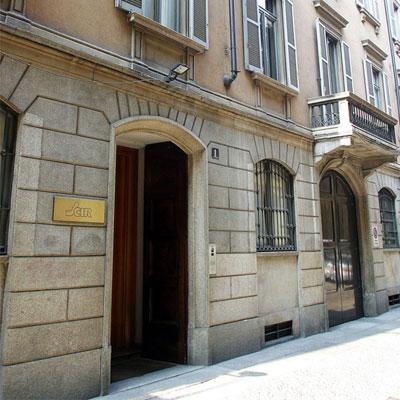 Beretta Associati CIR Headquarters cover