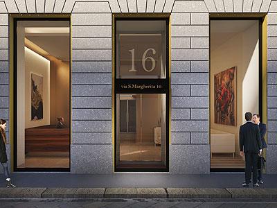 Studio Beretta nuovi uffici Santa Margherita