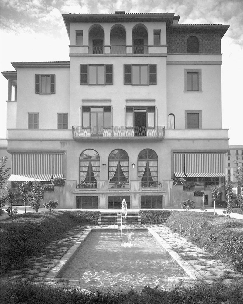 Casa Majno Beretta Associati