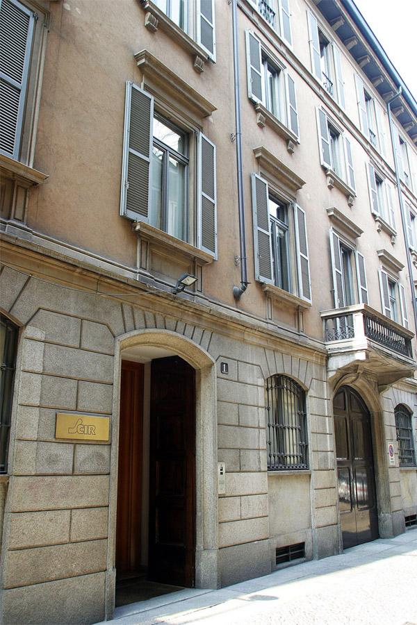Beretta Associati CIR Headquarters