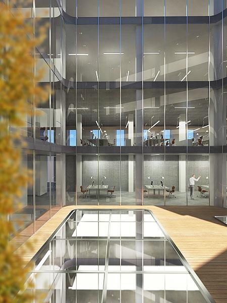 Studio Beretta nuovi uffici Santa Margherita 2